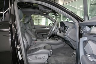 2019 Audi SQ5 FY MY19 Black Edition Tiptronic Quattro Black 8 Speed Sports Automatic Wagon.