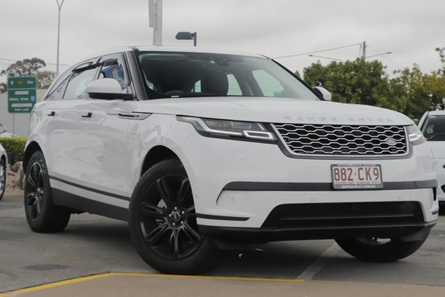 Used Land Rover Range Rover Velar L560 MY19.5 Standard SE Aspley, 2019 Land Rover Range Rover Velar L560 MY19.5 Standard SE White 8 Speed Sports Automatic Wagon