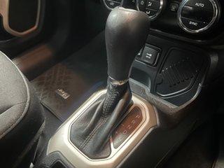 2015 Jeep Renegade BU MY16 Longitude DDCT Black 6 Speed Sports Automatic Dual Clutch Hatchback