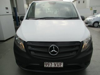 2015 Mercedes-Benz Vito 447 114 BlueTEC LWB White 7 Speed Automatic Van