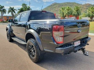 2020 Ford Ranger PX MkIII 2020.25MY Raptor Shadow Black 10 Speed Sports Automatic Double Cab Pick Up