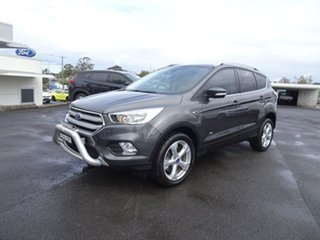 2019 Ford Escape ZG 2019.25MY Trend Magnetic 6 Speed Automatic SUV.