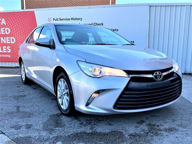 Pre-Owned Toyota Camry Glen Waverley, Camry L4 Altise 2.5L Petrol Automatic Sedan