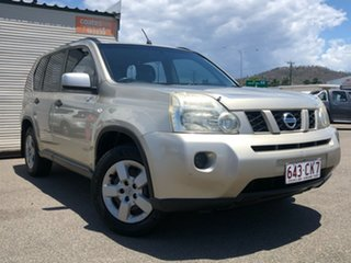 2009 Nissan X-Trail T31 ST Gold 1 Speed Constant Variable Wagon.