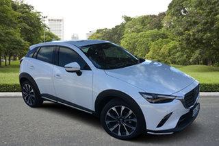 2021 Mazda CX-3 DK2W7A Akari SKYACTIV-Drive FWD 6 Speed Sports Automatic Wagon.