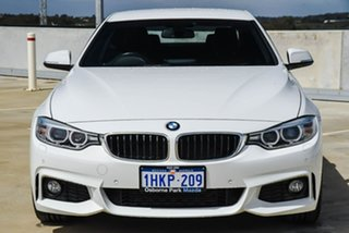 2014 BMW 4 Series F32 428i M Sport White 8 Speed Sports Automatic Coupe