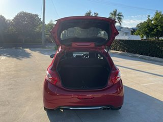 2013 Peugeot 208 A9 MY13 GTi Red 6 Speed Manual Hatchback