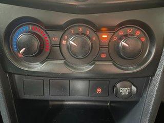 2017 Mazda BT-50 UR0YG1 XT 4x2 Hi-Rider Aluminium 6 Speed Manual Cab Chassis