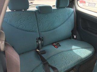 1999 Toyota Echo NCP10R White 5 Speed Manual Hatchback