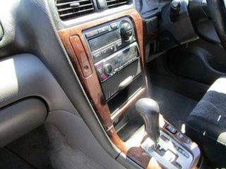 1999 Subaru Liberty MY99 RX Silver 4 Speed Automatic Sedan