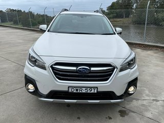 2018 Subaru Outback B6A MY18 3.6R CVT AWD Crystal White 6 Speed Constant Variable Wagon