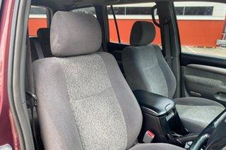 2008 Toyota Landcruiser Prado GRJ120R 07 Upgrade GXL (4x4) Red 5 Speed Automatic Wagon