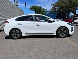 2021 Hyundai Ioniq AE.V4 MY22 hybrid DCT Premium Polar White 6 Speed Sports Automatic Dual Clutch