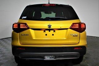 2021 Suzuki Vitara LY Series II Turbo 2WD Solar Yellow & Cosmic Black Roof 6 Speed Sports Automatic