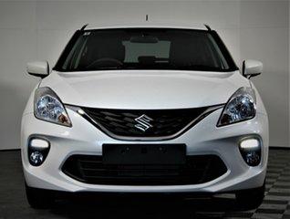2021 Suzuki Baleno EW Series II GL Arctic White 4 Speed Automatic Hatchback.