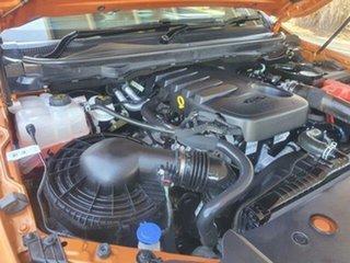2018 Ford Ranger PX MkII 2018.00MY Wildtrak Double Cab Pride Orange 6 Speed Sports Automatic Utility