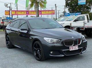 2012 BMW 520d F07 520d Grey 8 Speed Sports Automatic Hatchback.