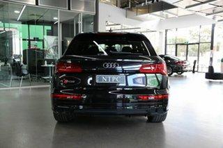 2019 Audi SQ5 FY MY19 Black Edition Tiptronic Quattro Black 8 Speed Sports Automatic Wagon