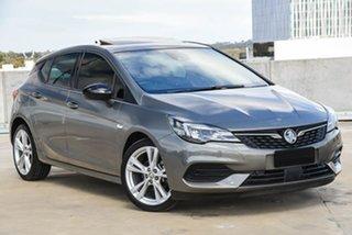 2020 Holden Astra BK MY20 RS-V Grey 6 Speed Sports Automatic Hatchback.