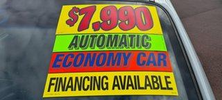 2008 Holden Barina TK MY08 Silver 4 Speed Automatic Hatchback