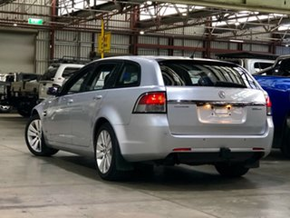 2012 Holden Commodore VE II MY12.5 Omega Sportwagon Silver 6 Speed Sports Automatic Wagon
