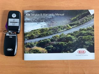 2018 Kia Cerato YD MY18 Sport+ Aurora Black 6 Speed Sports Automatic Hatchback