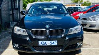2010 BMW 3 Series E90 MY10 320d Steptronic Executive Black 6 Speed Sports Automatic Sedan