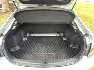 2009 Mazda 6 GH1051 MY09 Luxury Silver 5 Speed Sports Automatic Hatchback