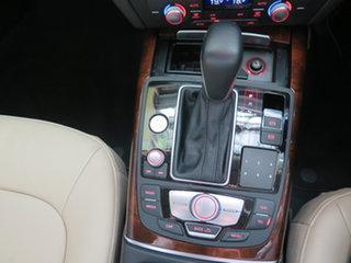 2016 Audi A6 4G MY16 S Line Tiptronic Quattro Bi-Turbo Blue 8 Speed Sports Automatic Sedan