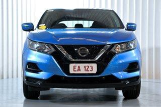 2018 Nissan Qashqai J11 Series 2 ST X-tronic Blue 1 Speed Constant Variable Wagon.