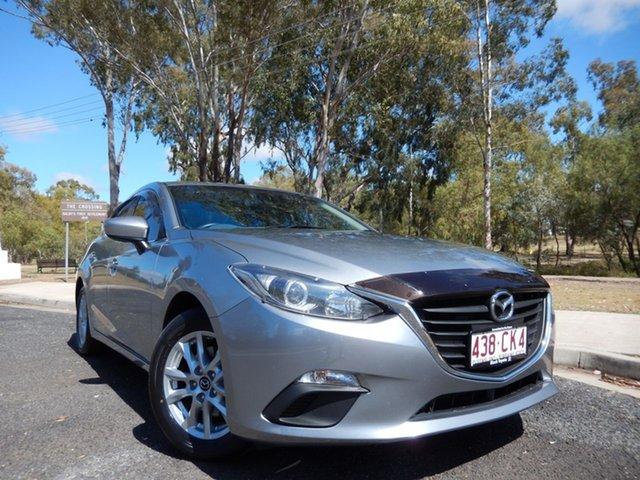 Pre-Owned Mazda 3 BL Series 2 MY13 SP20 Skyactiv Dalby, 2014 Mazda 3 BL Series 2 MY13 SP20 Skyactiv 6 Speed Automatic Sedan