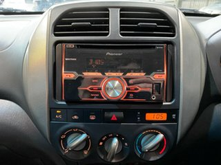 2004 Toyota RAV4 ACA23R Cruiser Silver 5 Speed Manual Wagon