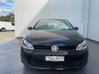 2016 Volkswagen Golf VII MY17 92TSI DSG Black 7 Speed Sports Automatic Dual Clutch Hatchback.