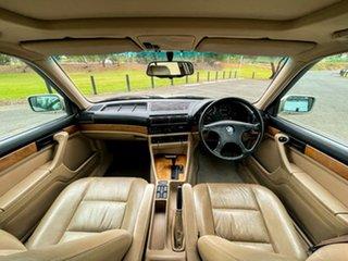 1989 BMW 735il Executive Bronze 4 Speed Automatic Sedan