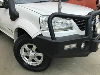 2012 Great Wall V200 K2 MY12 White 6 Speed Manual Cab Chassis