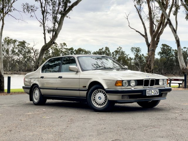 Used BMW 735il Executive Loxton, 1989 BMW 735il Executive Bronze 4 Speed Automatic Sedan