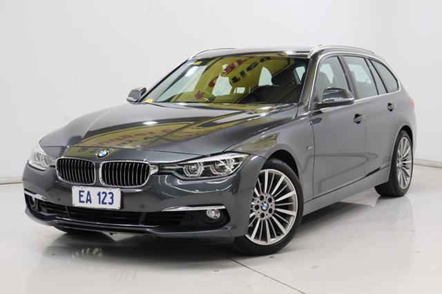 Used BMW 320i F31 MY0813 Touring Brooklyn, 2014 BMW 320i F31 MY0813 Touring Grey 8 Speed Sports Automatic Wagon