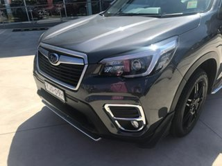 2021 Subaru Forester S5 MY21 2.5i Premium CVT AWD Magnetite Grey 7 Speed Constant Variable Wagon.