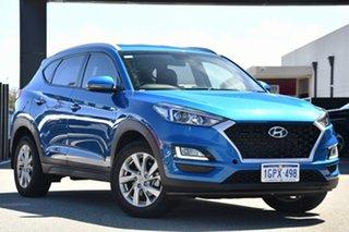 2018 Hyundai Tucson TL3 MY19 Active X 2WD Blue 6 Speed Automatic Wagon.