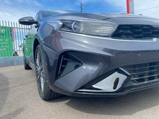 2021 Kia Cerato BD MY22 Sport Platinum Graphite 6 Speed Sports Automatic Hatchback.