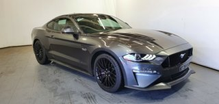2020 Ford Mustang FN 2020MY GT Magnetic Grey/leathe 6 Speed Manual Fastback