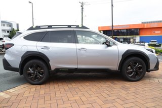 2021 Subaru Outback B7A MY21 AWD Sport CVT Ice Silver 8 Speed Constant Variable Wagon.