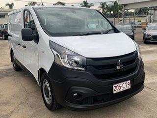 2021 Mitsubishi Express SN MY22 GLX SWB DCT White 6 Speed Sports Automatic Dual Clutch Van.