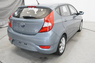 2018 Hyundai Accent RB6 MY18 Sport Silver 6 Speed Sports Automatic Hatchback