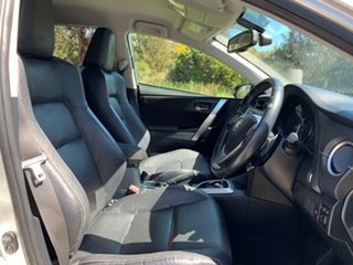 2013 Toyota Corolla ZRE182R Levin ZR Silver 7 Speed Constant Variable Hatchback