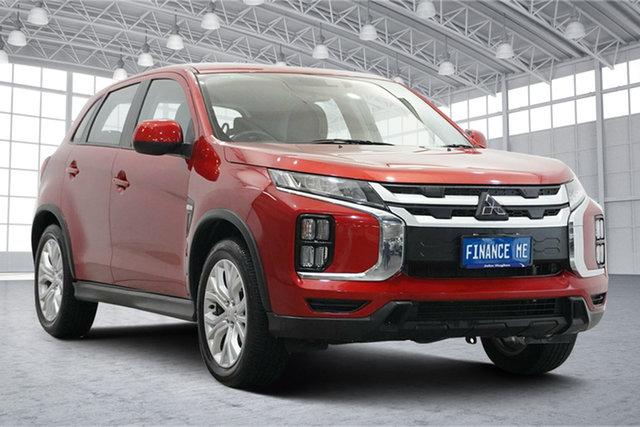 Used Mitsubishi ASX XD MY20 ES 2WD Victoria Park, 2019 Mitsubishi ASX XD MY20 ES 2WD Red 1 Speed Constant Variable Wagon