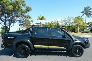 2018 Holden Colorado RG MY18 LS Pickup Crew Cab Black 6 Speed Sports Automatic Utility.