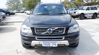 2011 Volvo XC90 P28 MY11 D5 Geartronic Black 6 Speed Sports Automatic Wagon.