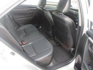2015 Toyota Corolla ZRE172R ZR S-CVT Silver 7 Speed Constant Variable Sedan