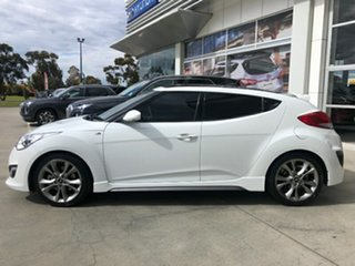 2015 Hyundai Veloster FS4 Series II SR Coupe D-CT Turbo + Storm Trooper 7 Speed
